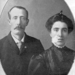 James Henry McMillan with his wife, Emma Margaret