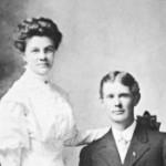 Alfred Maxwell Small & Margaret Arnott (Oviatt)