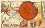 Livingston's Perfection Tomatoes - Rice Seeds Advertising Card